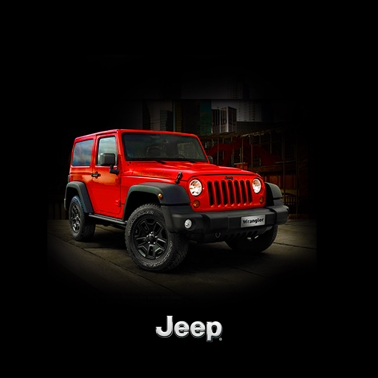 JEEP MOAB – PROMOTIONAL VIDEO