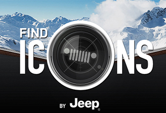 JEEP – FIND THE ICONS
