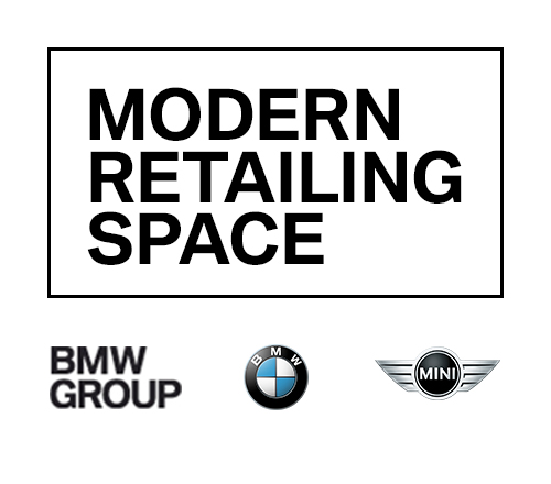 BMW – MODERN RETAIL SPACE